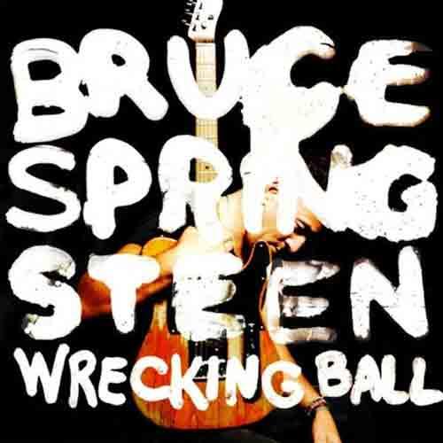 Wrecking Ball (Bruce Springsteen) - Tracklist Album