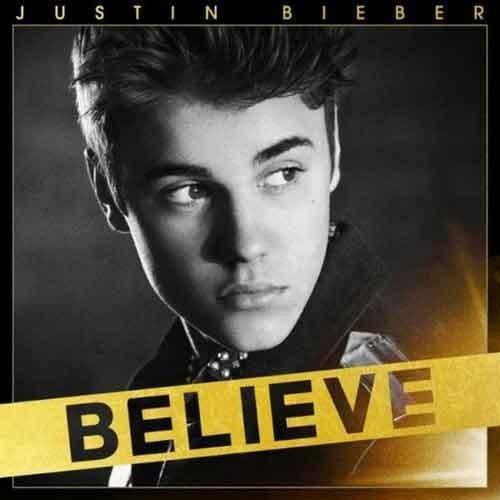 """Justin Bieber """"Believe"""": tracklist album"""