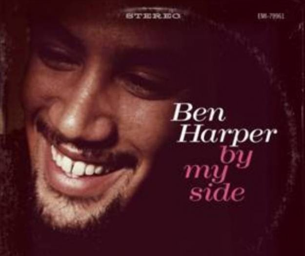 "Ben Harper ""By My Side"": tracklist album"