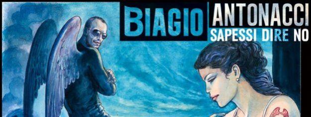 """Biagio Antonacci: titolo album 2012 """"Sapessi dire no"""" e anticipazioni"""