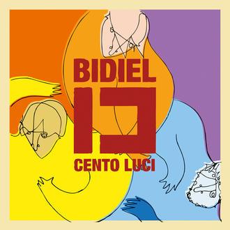 "Bidiel ""Cento Luci"": tracklist album 2012"