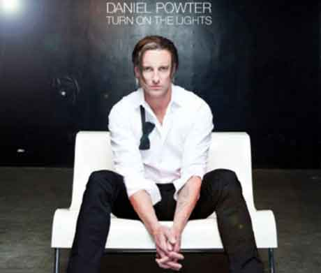"Daniel Powter ""Turn On The Lights"" tracklist album"