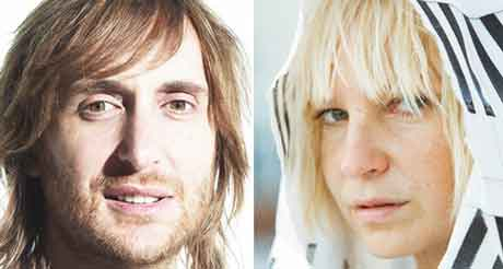 "David Guetta feat. Sia: ascolta ""She Wolf (Falling To Pieces)"" nuova canzone"