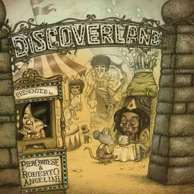Pier Cortese, Roberto Angelini, Discoverland: tracklist album