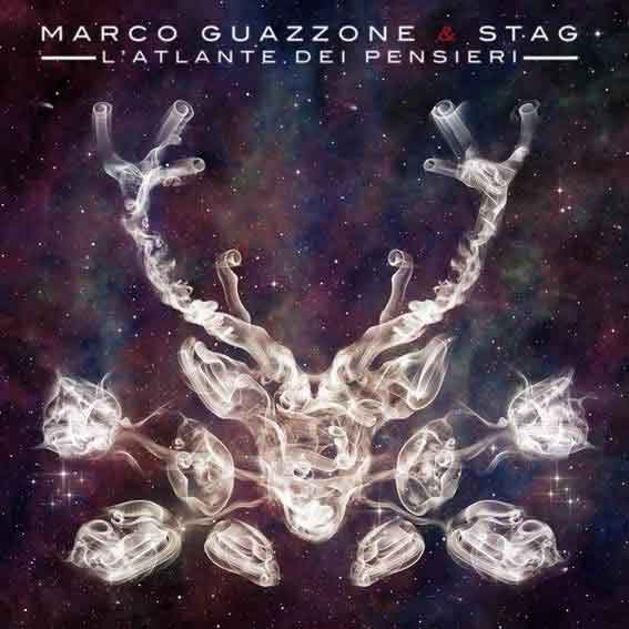 Marco Guazzone, L'Atlante dei Pensieri: tracklist copertina album
