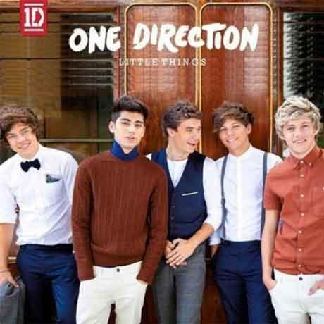 "One Direction: la copertina di ""Little Things"""
