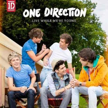 Live While We're Young testo e traduzione - One Direction
