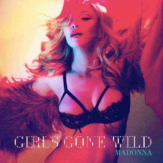 Video ufficiale Girl Gone Wild, Madonna