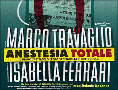 Anestesia Totale: album Marco Travaglio | tracklist disco