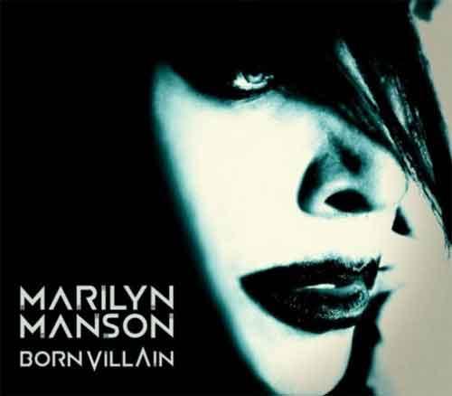 Born Villain: tracklist e copertina album Marilyn Manson