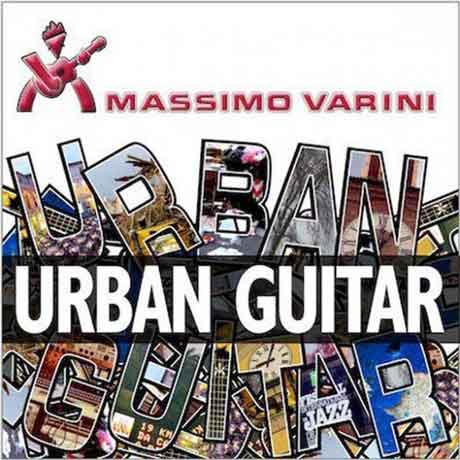 """Massimo Varini """"Urban Guitar"""" tracklist album"""