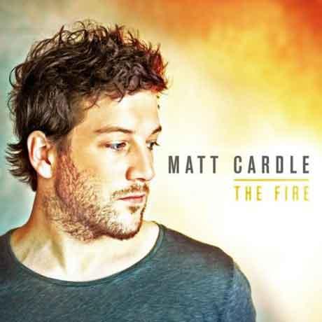 """Matt Cardle """"The Fire"""": tracklist e copertina album"""