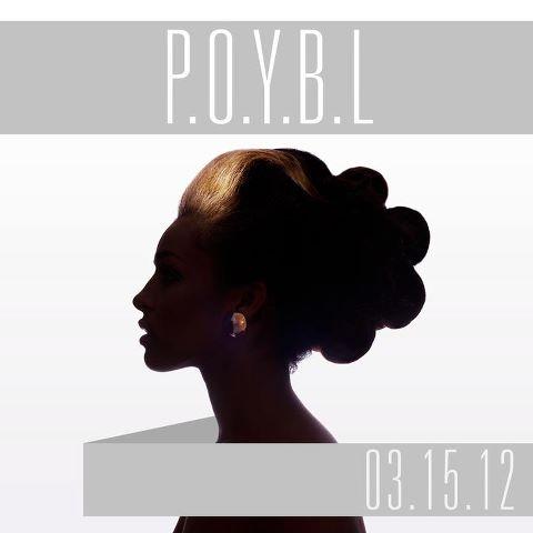 Melody Thornton: P.O.Y.B.L, copertina singolo