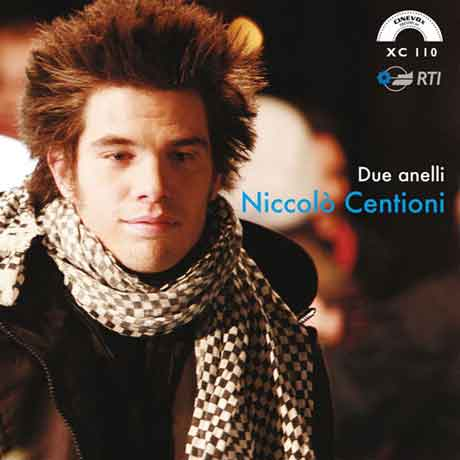 """Niccolò Centioni """"Due anelli"""" audio del nuovo singolo di Rudy de I Cesaroni"""