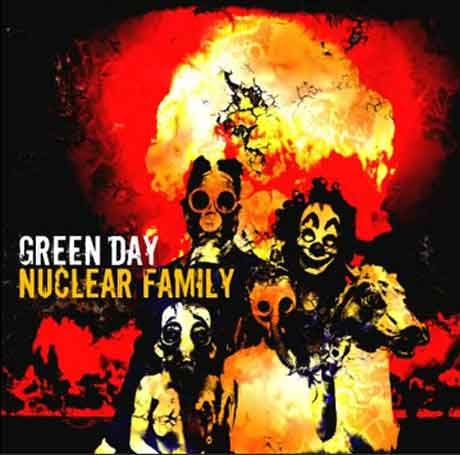 """Green Day: ascolta """"Nuclear Family"""" Video"""
