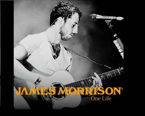 Video ufficiale One life, James Morrison