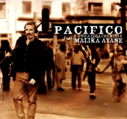 Pacifico ft. Malika Ayane: L'unica cosa che resta, Audio e video