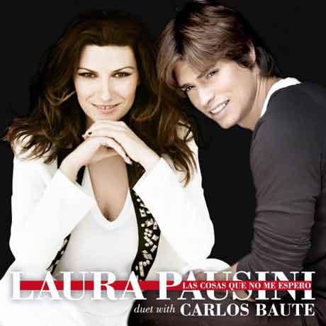 """Laura Pausini e Carlos Baute """"Las cosas que no me espero"""" anteprima audio"""
