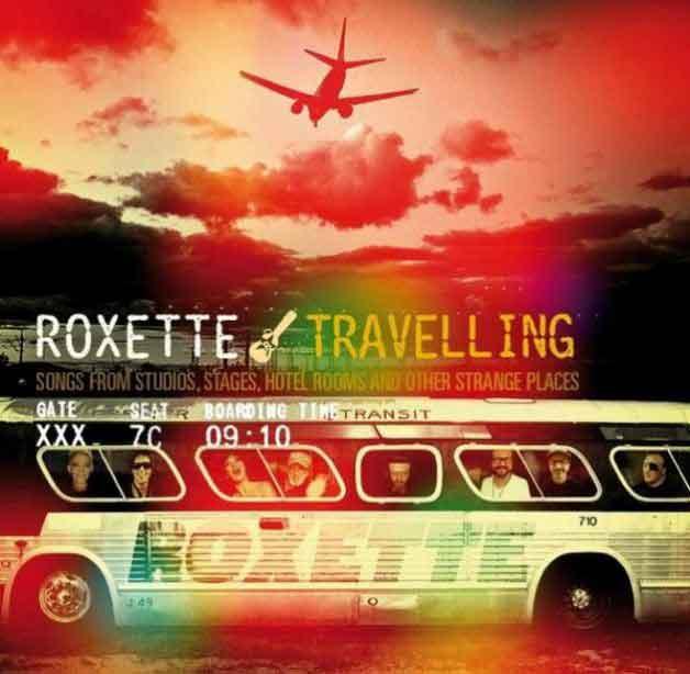 Travelling (Roxette): tracklist e copertina album