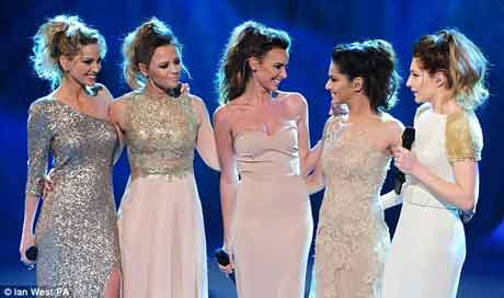 "Girls Aloud ""Beautiful Cause You Love Me"" Video ufficiale"