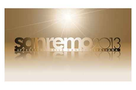 Sanremo 2013: i big in gara: lista ufficiale dei cantanti e delle canzoni