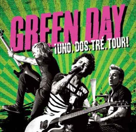 Green Day Tour 2013, concerti in Italia: biglietti e info tappe
