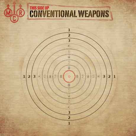 "My Chemical Romance ""Conventional Weapons"" tracklist"