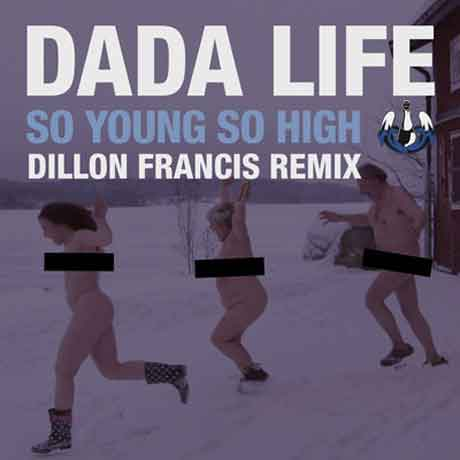 """Dada Life """"So Young So High"""" video ufficiale"""