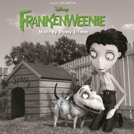 Frankenweenie-Soundtrack