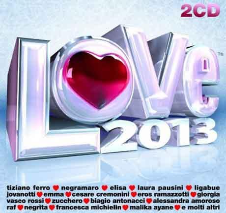 Love 2013: tracklist album-compilation di San Valentino