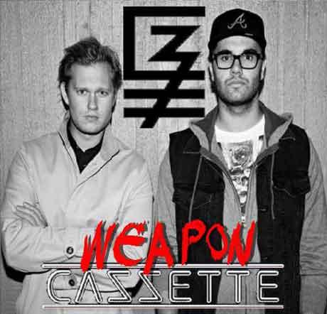 "Cazzette ""Weapon"" Video ufficiale"