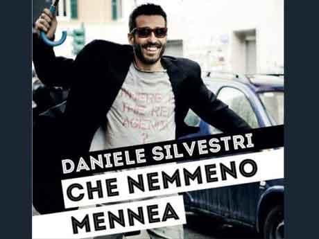 """Daniele Silvestri """"Che nemmeno Mennea"""" tracklist EP"""