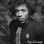 """Jimi Hendrix """"People, Hell & Angels"""" tracklist nuovo album postumo"""