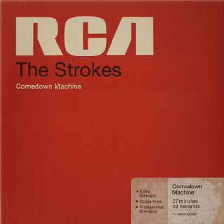the-strokes_comedown-machine_copertina