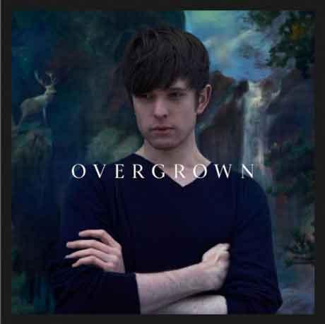 """James Blake """"Overgrown"""" copertina e tracklist del nuovo album"""
