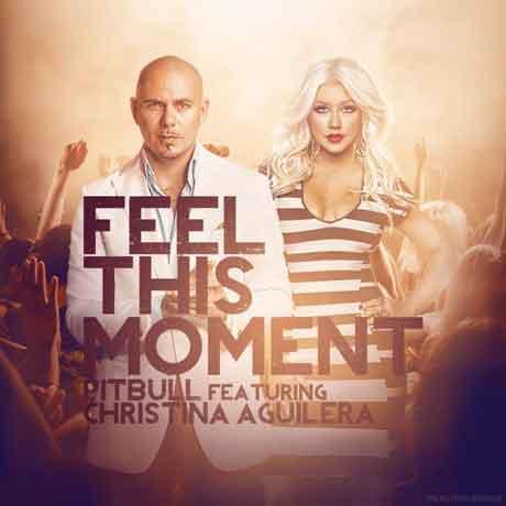Pitbull-Feel-This-Moment-artwork