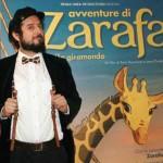 Vinicio Capossela nella colonna sonora del film Le avventure di Zarafa Giraffa giramondo