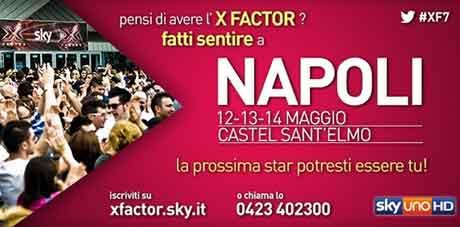 x-factor-7-casting-napoli
