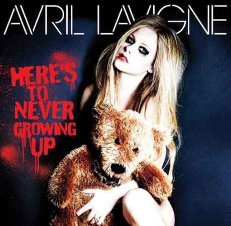 Avril-Lavigne-Heres-To-Never-Growing-Up-cover