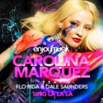 Carolina Marquez ft Flo Rida 'Sing La La La' video ufficiale