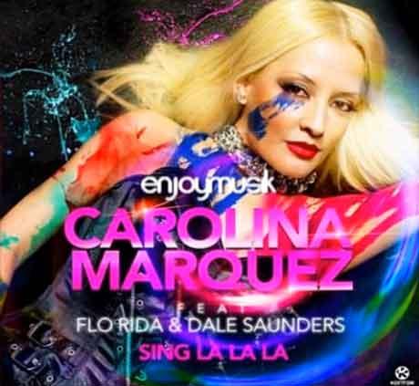 Carolina-Marquez-Flo-Rida-Sing-La-La-La-artwork