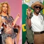 Beyoncé feat. Andre 3000 'Back To Black' audio