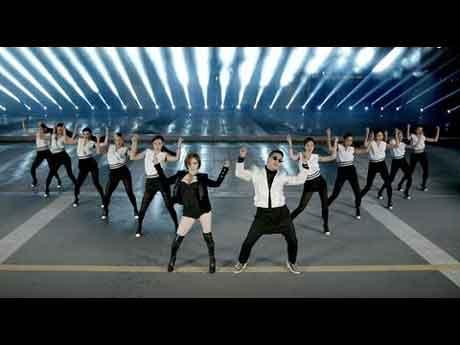 psy-coreografia