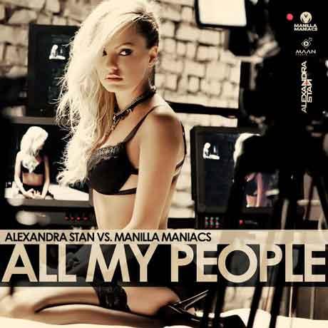 Alexandra-Stan-vs-Manilla-Maniacs-All-My-People-artwork