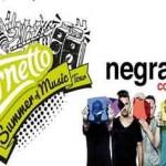 Cornetto summer of music tour – Negramaro contest di MTV