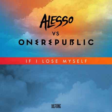 OneRepublic-Alesso-If-I-Lose-Myself-artwork