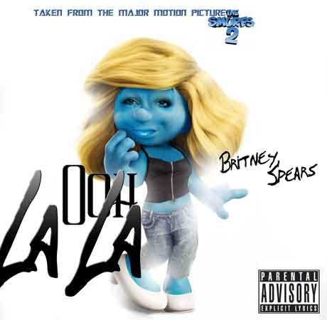 Britney Spears 'Ooh La La' audio (I Puffi 2) — Nuove Canzoni