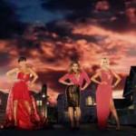 The Saturdays 'Gentleman' video ufficiale