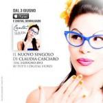 """Claudia Casciaro """"Canta"""": audio del nuovo singolo"""