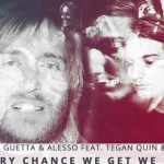 David Guetta & Alesso 'Every Chance We Get We Run' ft. Tegan and Sara: video ufficiale